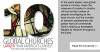 10 Global Churches - Slide